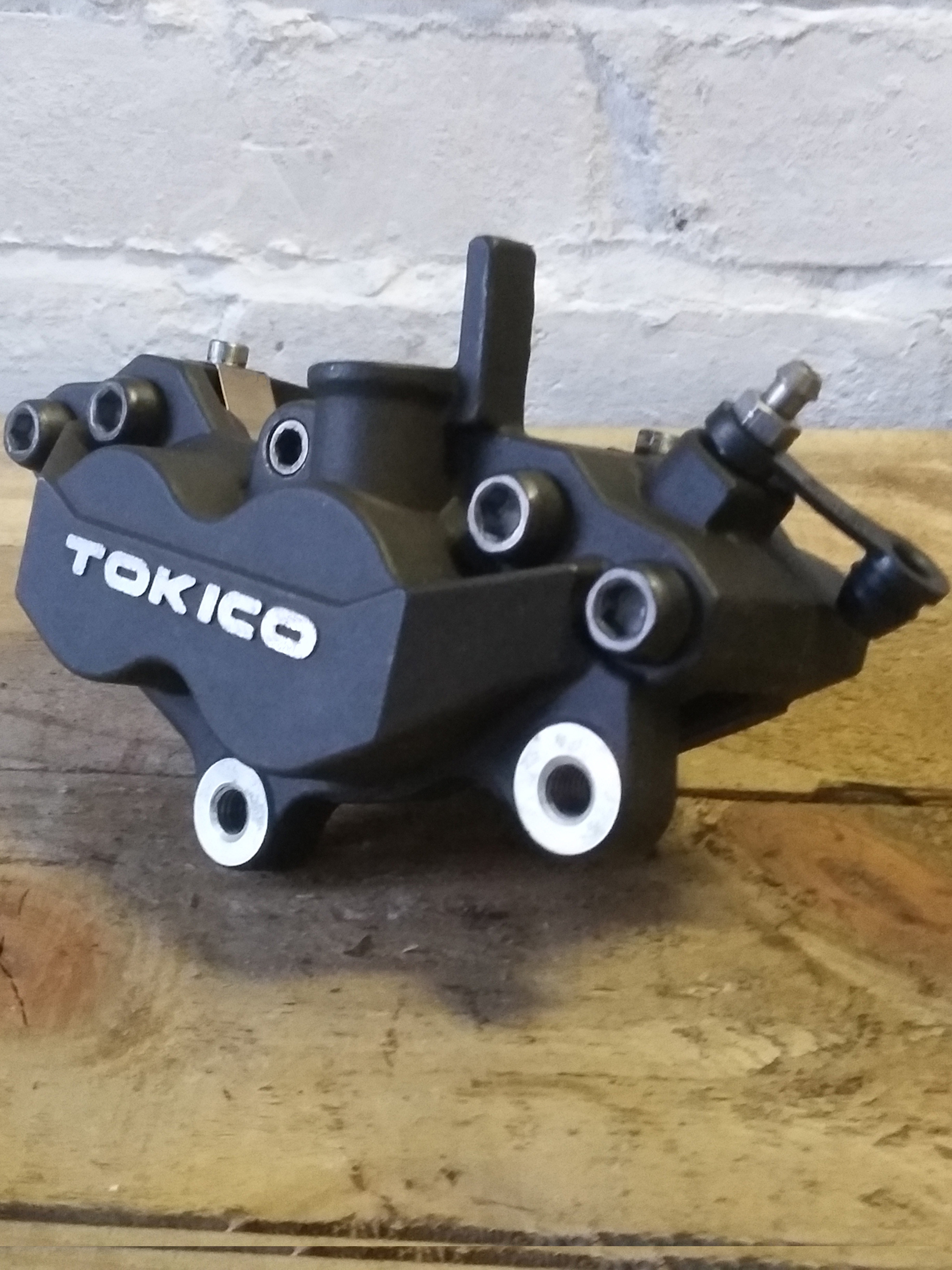 Motorcycle Brake Caliper Rebuild / Refurbishment Service