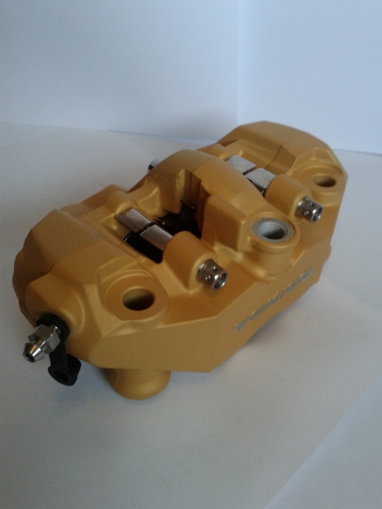 Cerakote Brake Calipers