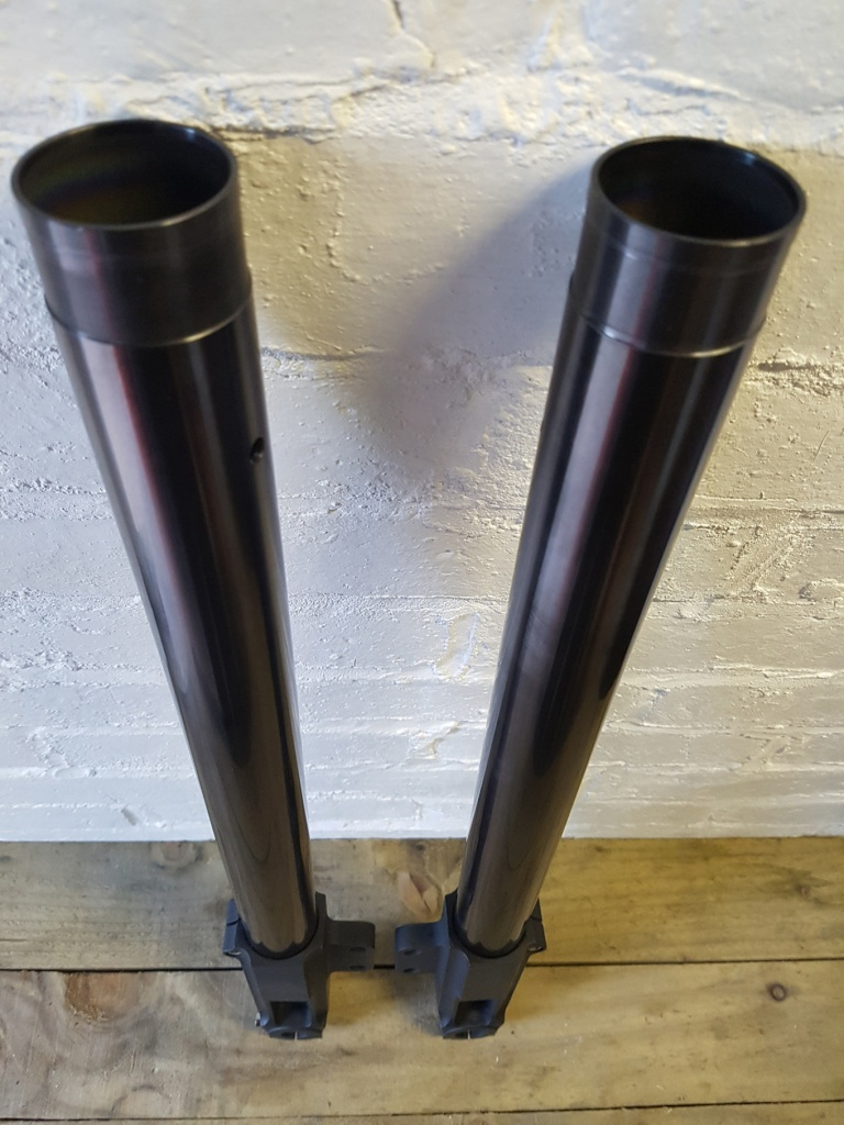 DLC Fork Stanchions