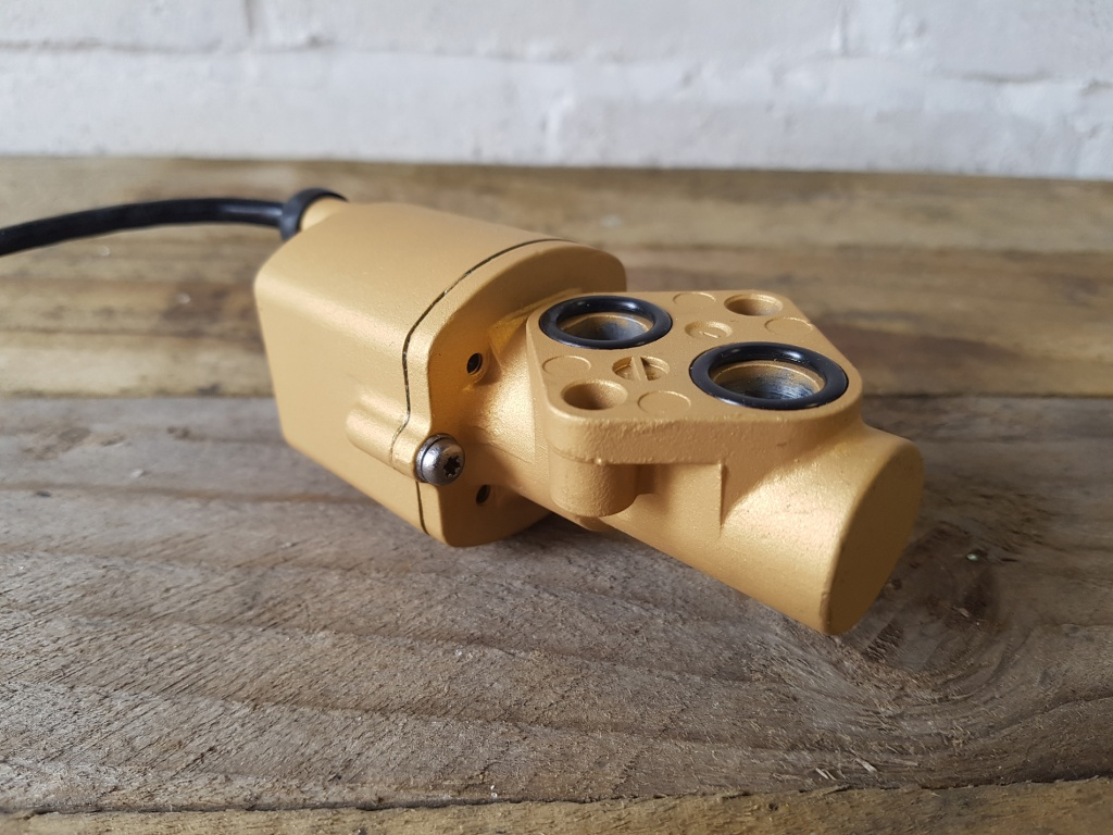 Gold Cerakote Anti-Dive Unit