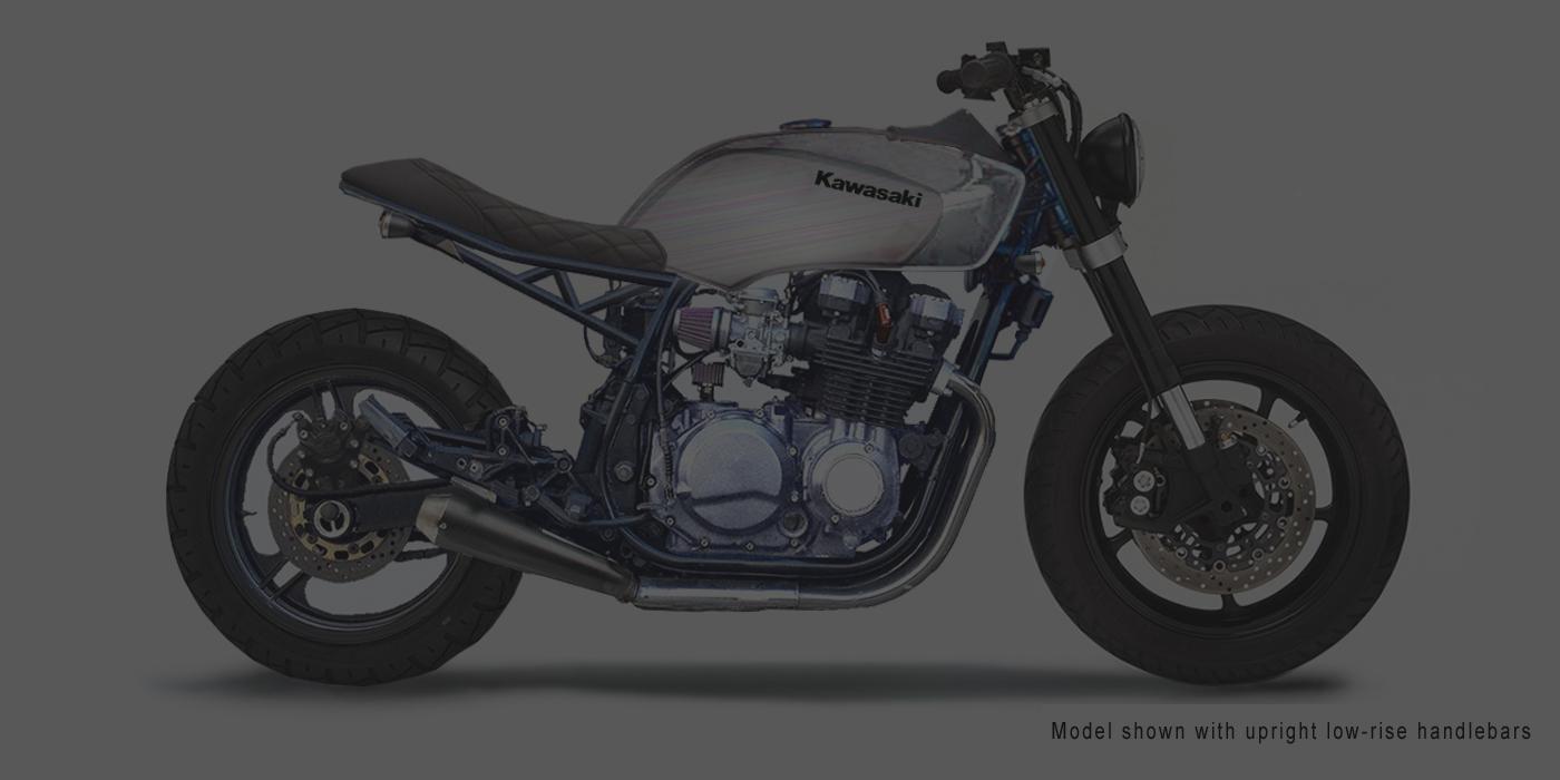 Kawasaki GPZ750 R M Tracker
