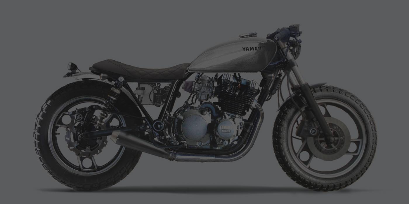 Yamaha XJ900 Retro