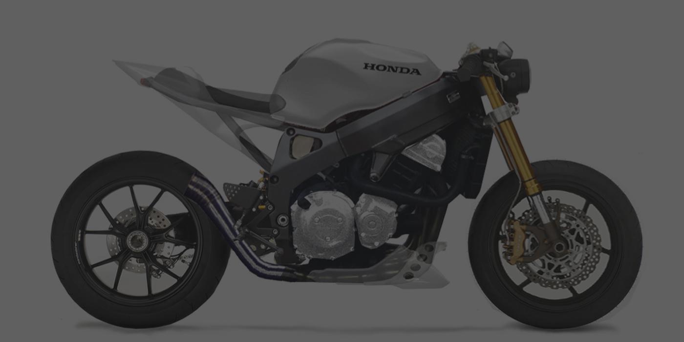 Honda CBR900RR Jekyll & Hyde