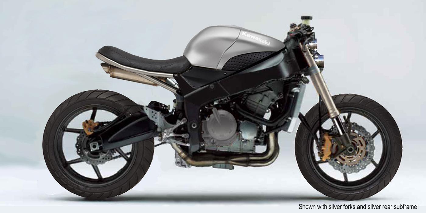 Kawasaki Zx6 R Urban Ragged Moto