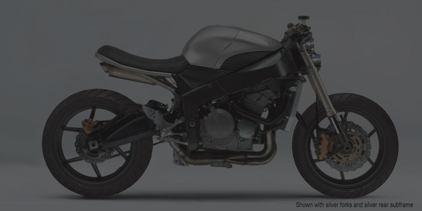 Kawasaki ZX6-R Urban